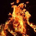 焚き火と大統領選