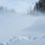 本日、札幌は猛吹雪ナリ。世界は大荒れだ!