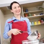 女性はキッチンの神様です