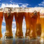 生ビールの季節です!飲む人は同量の○○を一緒に飲みなさい!