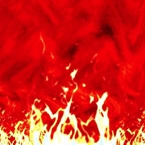 赤色マジックで意欲を燃やす