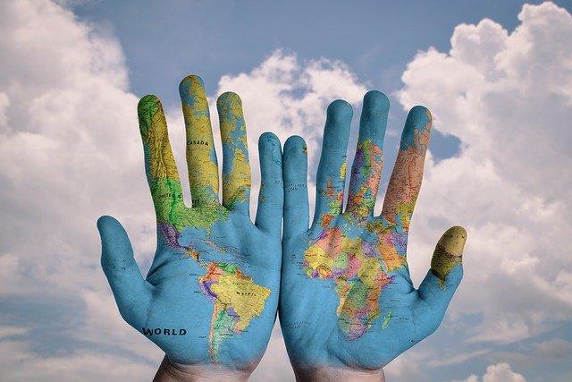 人類の創り出した文明と滅びゆく地球